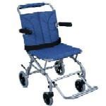 Light Fantastic Folding Transport Chair DRSL18