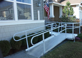 EZ Access Modular Ramp Systems EZMODRAMPS