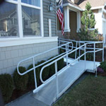EZ Access Modular Wheelchair Ramp Systems EZMODRAMPS
