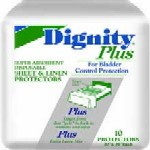 Dignity Plus Extra Large Sheet and Linen Protectors HI30067