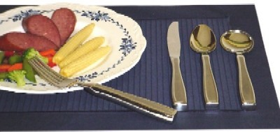 KEatlery Weighted Eating Utensils KE11795