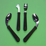 Melaware Adaptive Utensils ADL1001SC - On Backorder