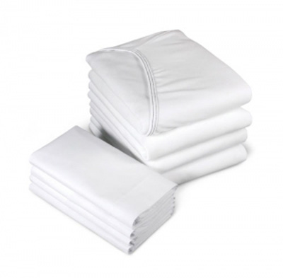 Soft-Fit Knit Contour Fitted Sheets MED21856Z