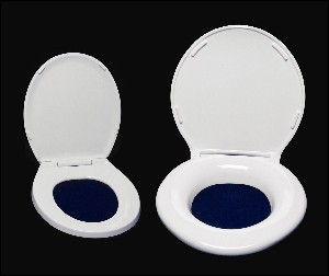 Super Size Toilet Seat BJ6461