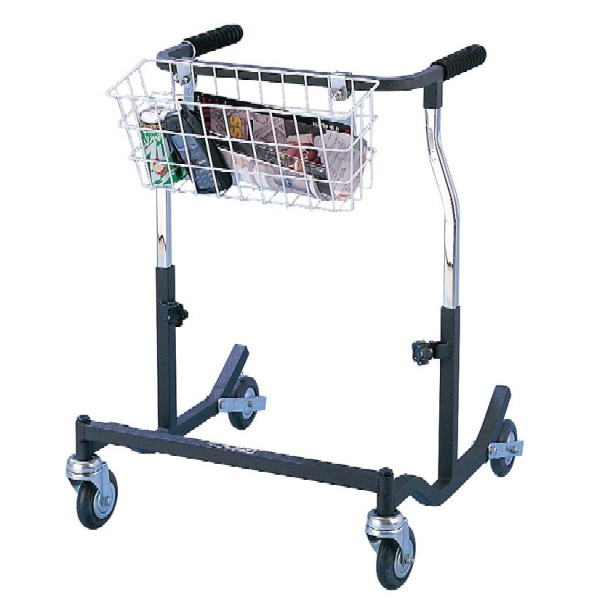 Bariatric Safety Roller with optional basket