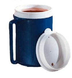 Weighted Insulated Mug For Parkinson S Elderstore